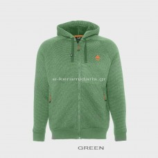 Jacket BERG Curgeira Green